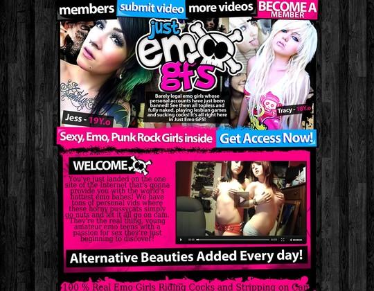 just emo gfs justemogfs.com