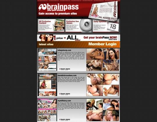Brainpass: