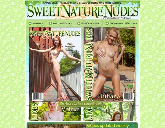Sweetnaturenudes