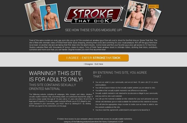Strokethatdick