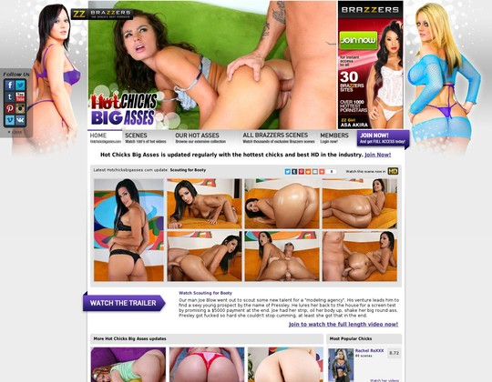 hotchicksbigasses.com