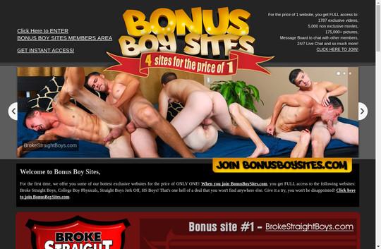Bonus Boy Sites