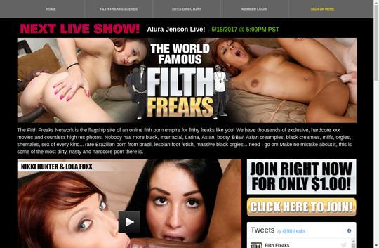 Filth Freaks Mega Site