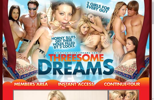 Threesome Dreams