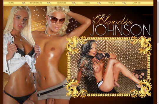 Blondie Johnson