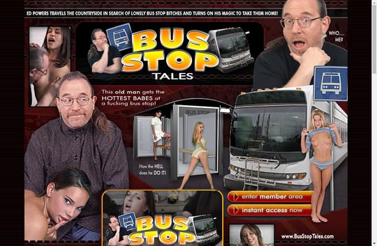 Bus Stop Tales