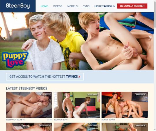 8 Teenboy