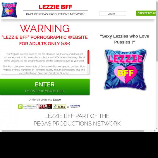 Lezzie BFF