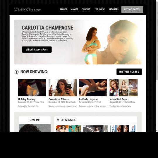 carlotta champagne