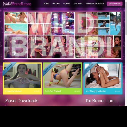 wild brandi